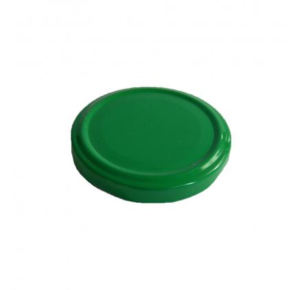 Capac verde metalic