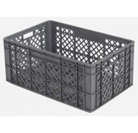 Luokitellaan pinottava laatikko/telakointiasema 9000 sarjan (600x400x200mm) 35 l