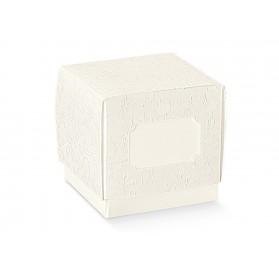 FLEUR harmony bianco 90x90x90