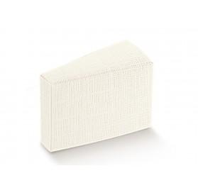 FETTA TORTA Seta Bianco 80x45x50