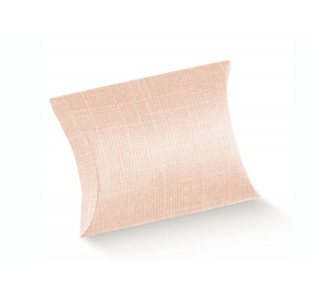 BUSTA seta rosa 70x70x25
