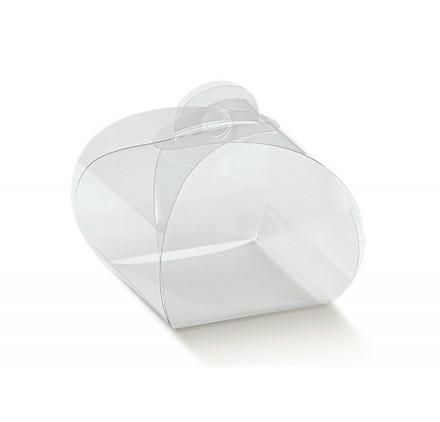 TORTINA transparente 90x90x80