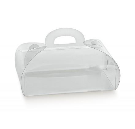 TORTINA transparente 120x60x70