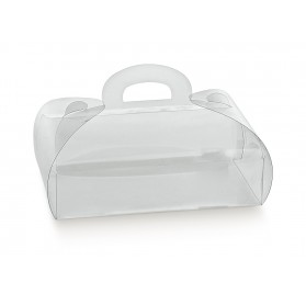 TORTINA transparente 140x70x80