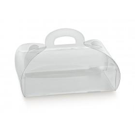 TORTINA transparente 185x60x80