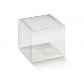 AUTOMATICO transparente 80x80x150