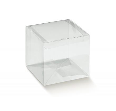 AUTOMATICO transparente 90x90x140