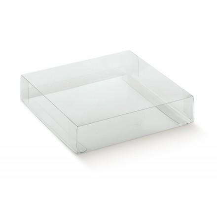 ASTUCCIO transparente 200x200x40