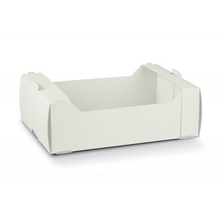 CASSETTA white 235x155x75