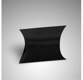 Caixa lise cor preto medidas 185x55x165mm