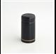 Selo de segurança retratil 29.5 preto com filé dourado