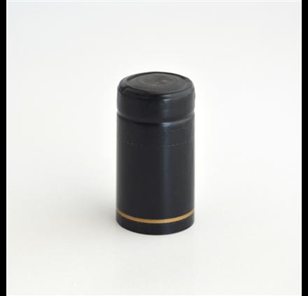 Bezpečnosť seal rebrovaný čierny