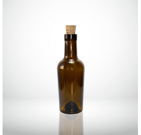 25cl 250ml - Glass Bottle Orquidea