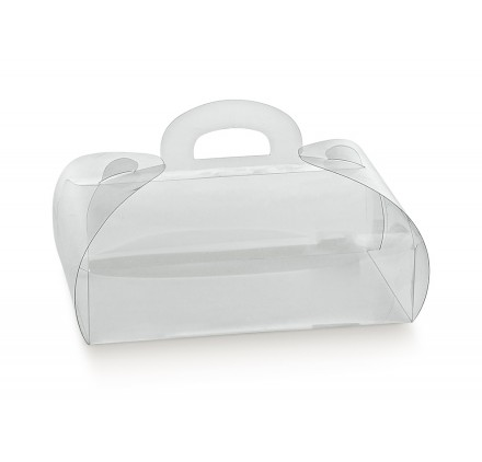 TORTINA transparente 185x120x80