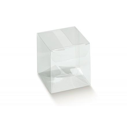 SCATTO transparente 140x140x110