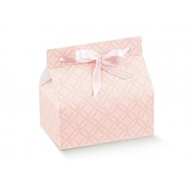 CHIC matelasse rosa 103x70x45