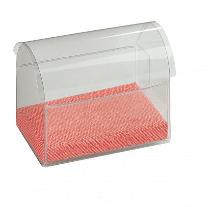 Cofaneto in corallo 70x45x52