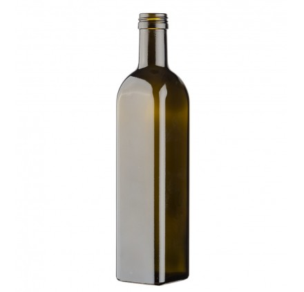 Dark Glass Bottle Orquidea 500ml