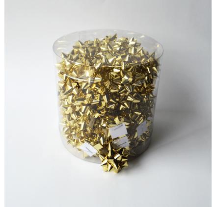 Laços Natal Ouro