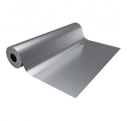 Eco sølv flad indpakningspapir