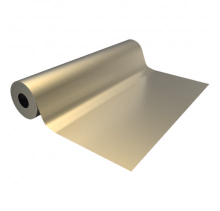Eco guld flade indpakningspapir