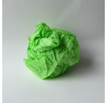 Papel de seda Unforgettable Green