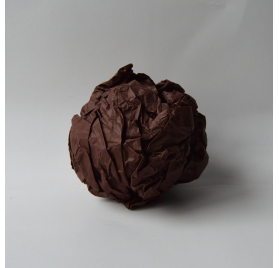 Papel de seda Castanho Chocolate