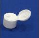 Tampa plástica flip-top 28mm