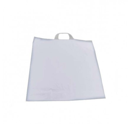 Asa flexivel 55x55+5 branco