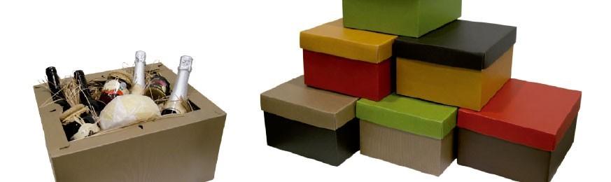 Κουτιά από χαρτόνι