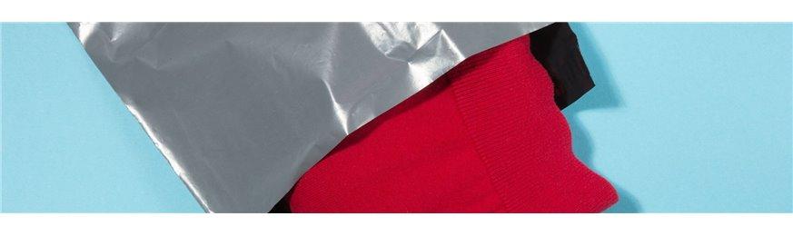 PP σακούλες αυτοκόλλητο προσωπίδα