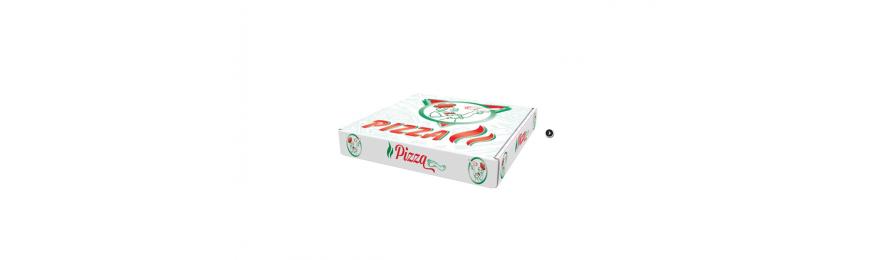Kartonové krabice pečivo