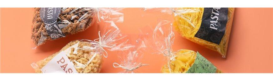 sacs de cellophane
