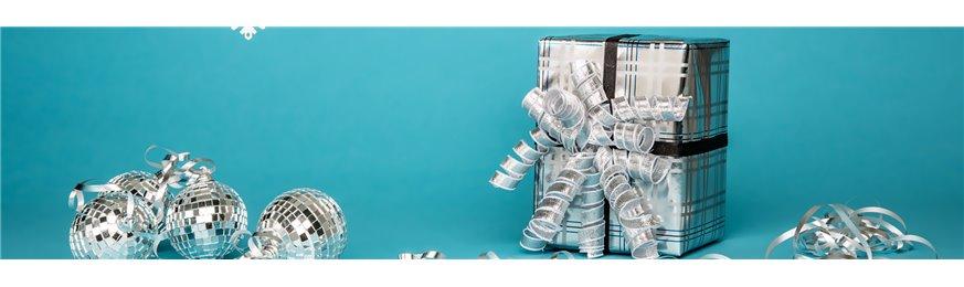 Papel de celofane Metalizado PP