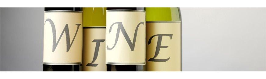 Rotulos para frascos e garrafas