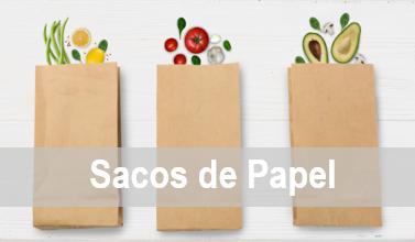 sacos de papel